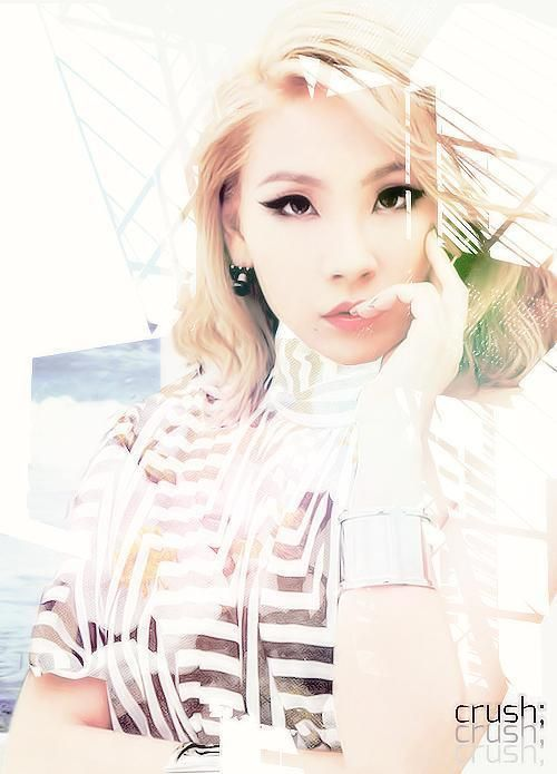 CL #2NE1 the Queen of everything