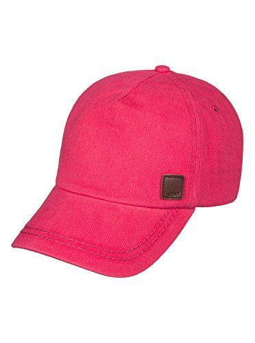 89ea7b37814a2 Roxy Womens Extra Innings Fitted Hat Geranium One Size -- Check out this  great product