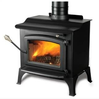 Check out the Majestic WR270007 Windsor Medium High Efficiency Wood Stove