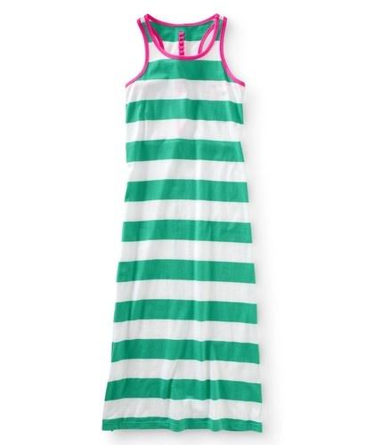 Aeropostale Kids PS Girls' Striped Maxi Dress ZNA | eBay