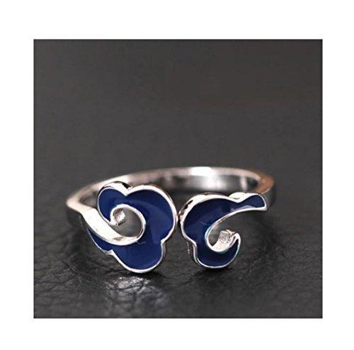 Oferta: 24.99€. Comprar Ofertas de welwel de la mujer Lucky nube anillos 100% plata de ley 925anillos de anillos delicado hermoso diseño único con tamaño ajust barato. ¡Mira las ofertas!