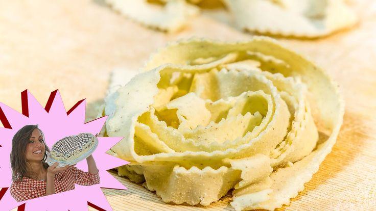 Pasta Fresca Vegan - Senza Glutine e Senza Uova