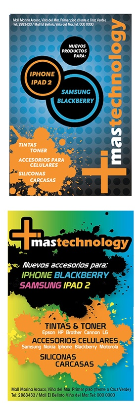 Volantes Mastechnology