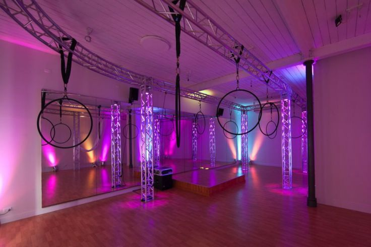 We love the growth of aerial dancing!  Check out this aerial dance studio!