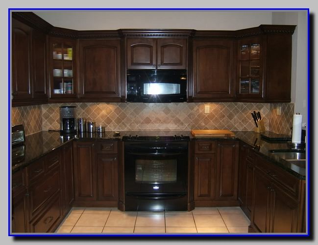 10 images about kitchens with black appliances on for Kitchen cabinet colors with black appliances