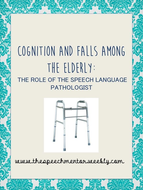 Cognition & Falls among the elderly
