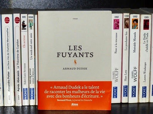 Les Fuyants, d'Arnaud Dudek : http://www.menagere-trentenaire.fr/2013/09/03/les-fuyants-arnaud-dudek