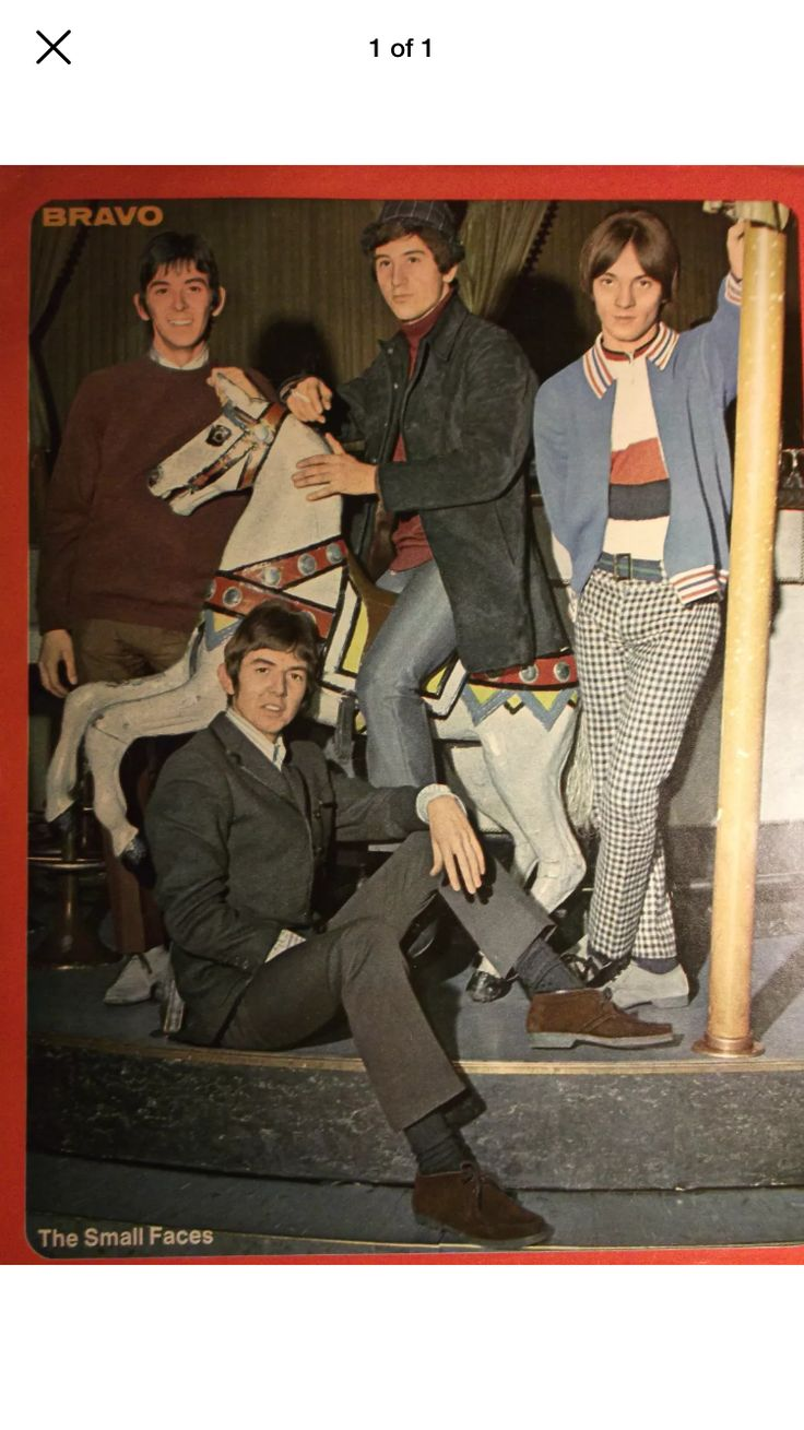 Small Faces - Mod Gods