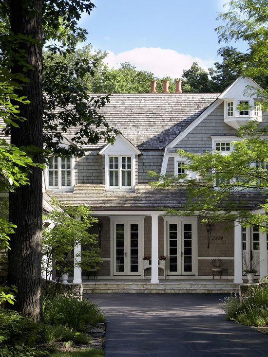 671 best dutch colonial images on pinterest dutch - Traditional style home exteriors ...