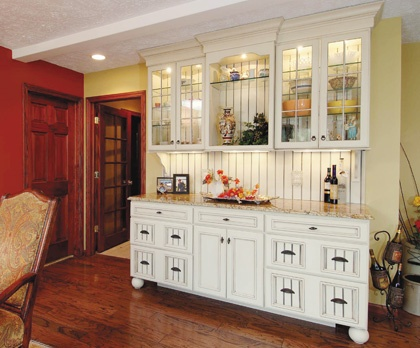 This Style Of Cabinets China Hutch Pass Thru