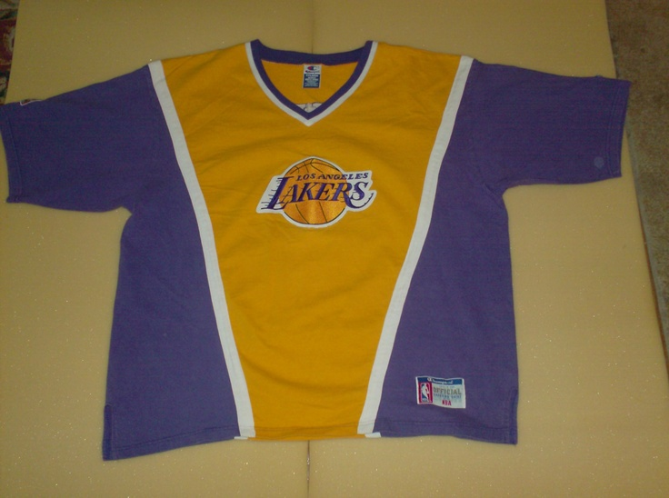 Remarkable, Lakers vintage shirt consider