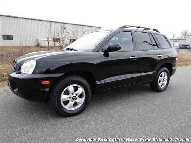 Used 2006 Hyundai Santa Fe Limited 3.5L V6 for sale in RICHMOND, VA - $4,995 - Davis Auto Sales Certified Master Dealer Richmond, Virginia www.davisautosales.com www.davis4x4.com