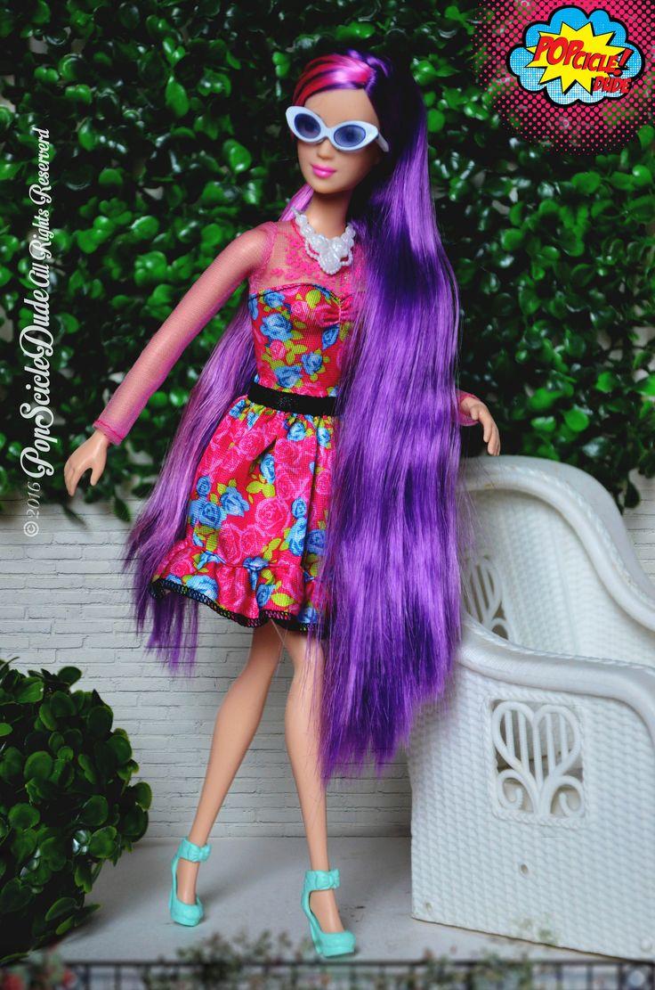 Asombroso Barbie Se Visten Las Partes Cresta - Vestido de Novia Para ...