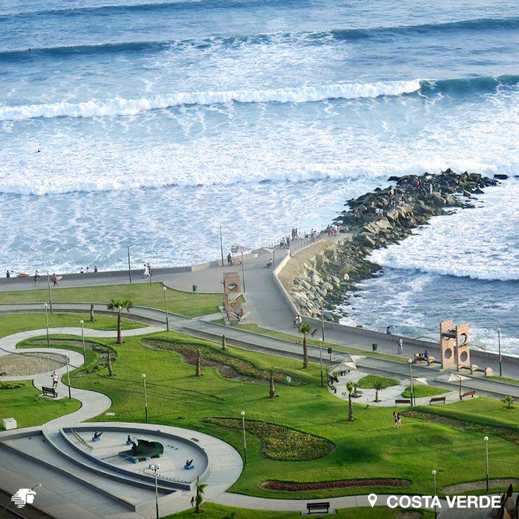 Costa Verde. Lima. Perú. Un paraíso que sólo puede ser descrito por los surfistas que día con día montan las olas de Puntas Rocas, Puerto Viejo y Señoritas.