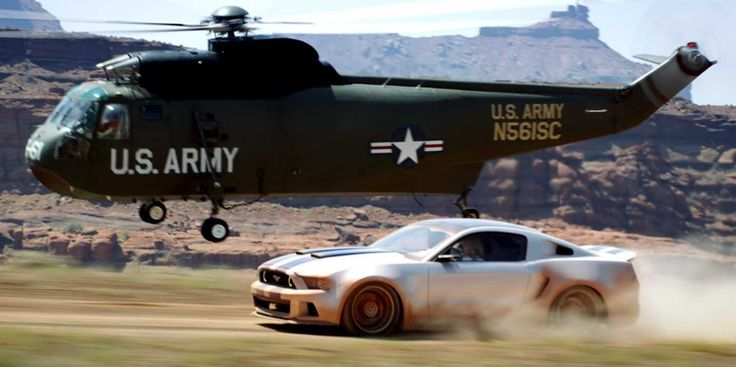 Check Out The Expensive Supercars In 'Need For Speed' This.