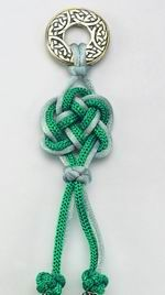 Handicraft column - Celtic knots beaded jewellery