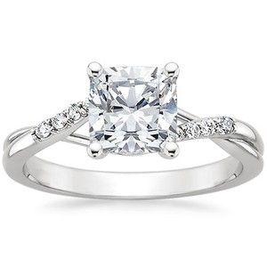 The Chamise Diamond Ring #BrilliantEarth
