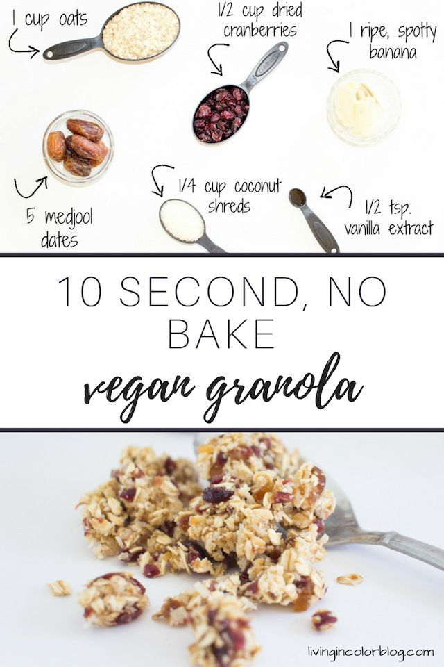 Delicious No Bake Granola || Vegan Granola || Homemade Granola || Granola Recipe…