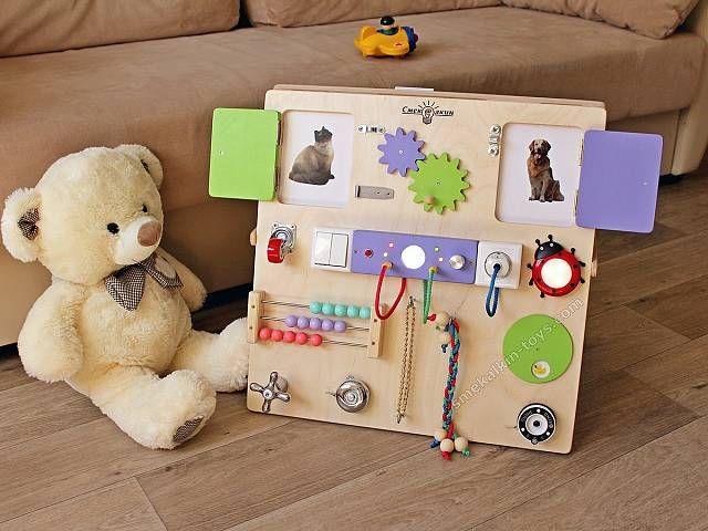 Детский восторг гарантирован http://smekalkin-toys.com