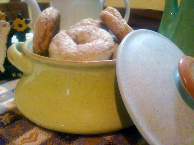 """Ricette e Segreti in Cucina : Ciambelle """"ruzze"""""""