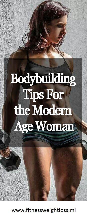 Secret Bodybuilding Tips For the Modern Age Woman #Sahuaritasun  www.sahuaritasun.com