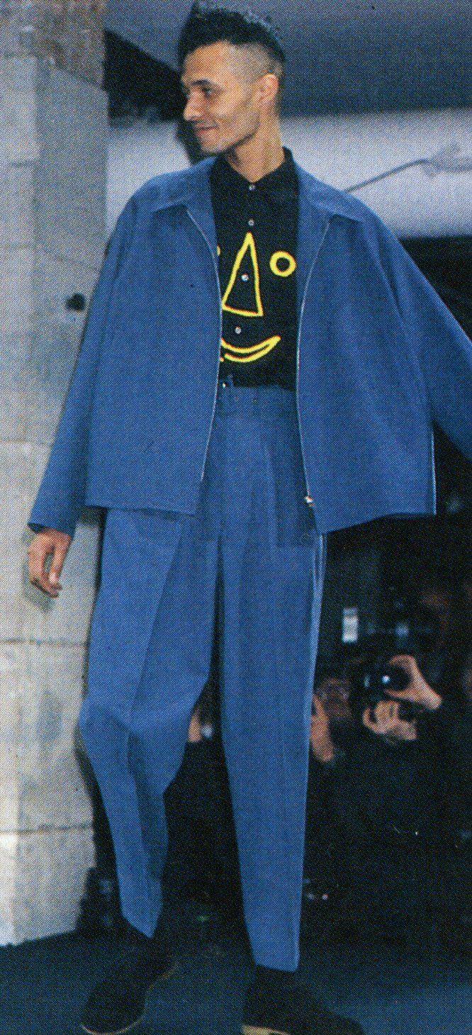 Yohji Yamamoto Homme Fall/Winter 1991