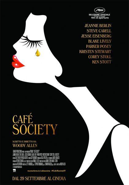 Café Society: la recensione di Mauro Simonetti (dalla rubrica 'ViVi il Cinema') a cura di Mauro Simonetti - http://www.vivicasagiove.it/notizie/cafe-society-la-recensione-mauro-simonetti-dalla-rubrica-vivi-cinema/