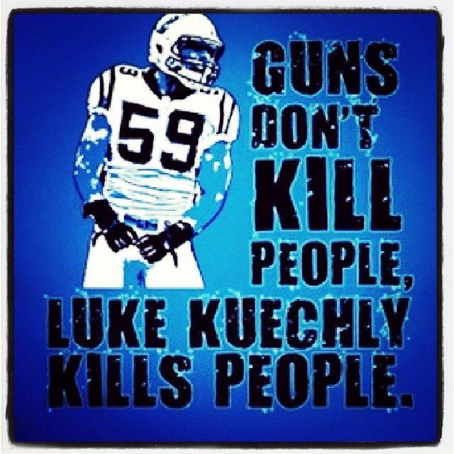 Luuuukkkkeee!!!!! Carolina Panthers...keep pounding!!!!