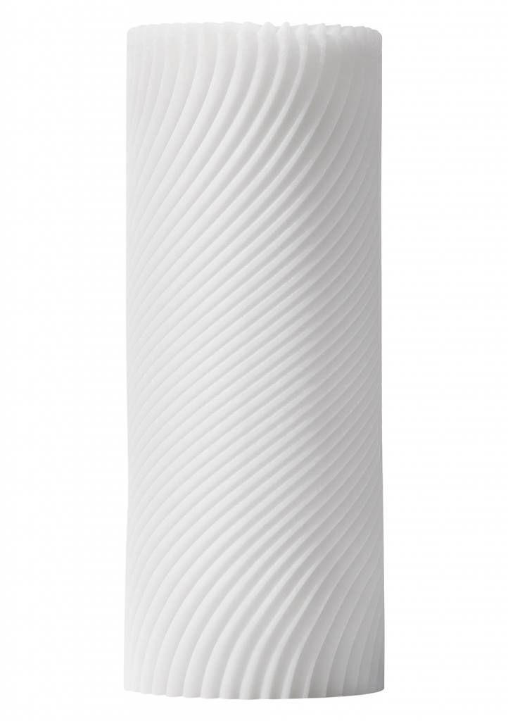 Tenga 3D Zen white masturbator | misswalker.nl