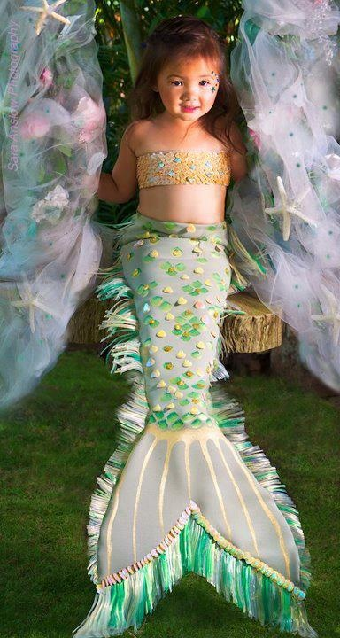 Little Mermaid ) i want kids so i can make them these costumes  sc 1 st  Pinterest & 105 best Kids images on Pinterest | Creativity Disney villains and ...