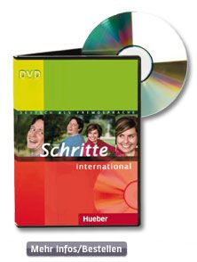 Schritte international | Deutsch als Fremdsprache | Info | Die DVD