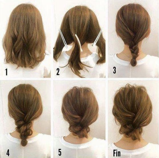 peinados para cabello corto que te encantaran peinados peinadosde pelo