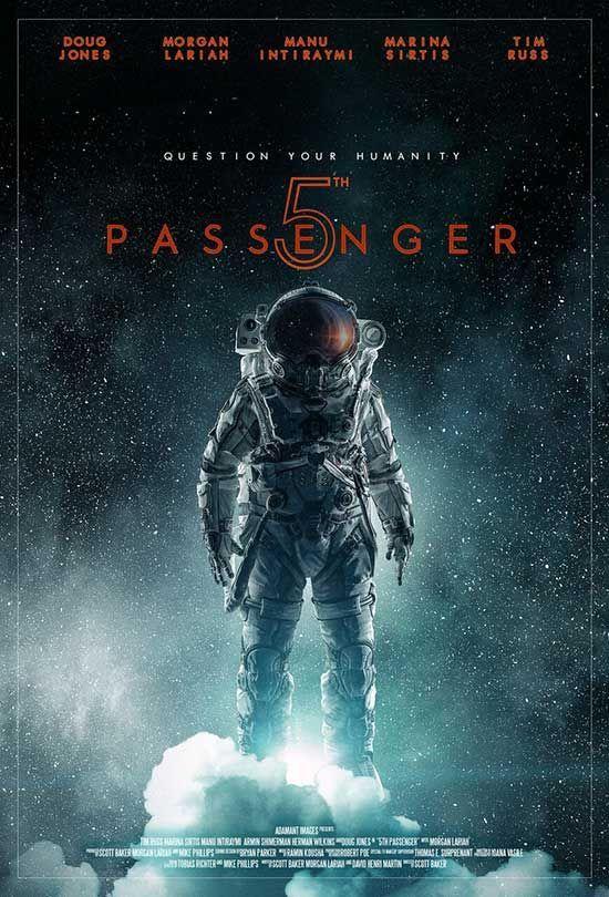 Alexia Netflix: 5th Passenger (2018) English 720p HDRip ...