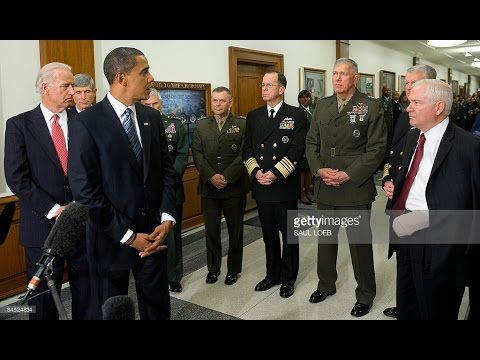 "Published on Oct 10, 2016 ""US elections to be cancelled and War Crimes Tribunals to be held,  Pentagon & CIA sources say"" - B Fulford Oct 10 Report. ~~ Links: 1) http://www.oom2.com/t41689-benjamin-f... 2) Thumbnail image - Obama in Pentagon by Getty, Wikimedia commons images, https://www.google.gr/search?q=Obama+... Category People & Blogs License Standard YouTube License"