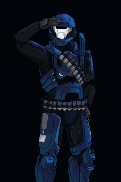 Agent Florida aka Captain Butch Flowers | Red Vs Blue | Pinterest | To ...