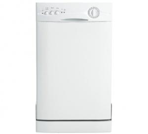 danby dishwasher DDW1802W 18 inch wide