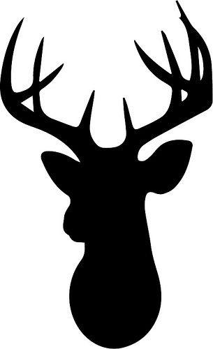 deer head free