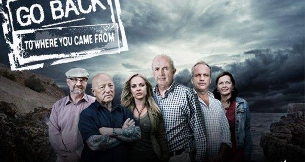 Refugee Week continues at DW Online with the celebrity edition review on the TV series Go Back To Where You Came From.