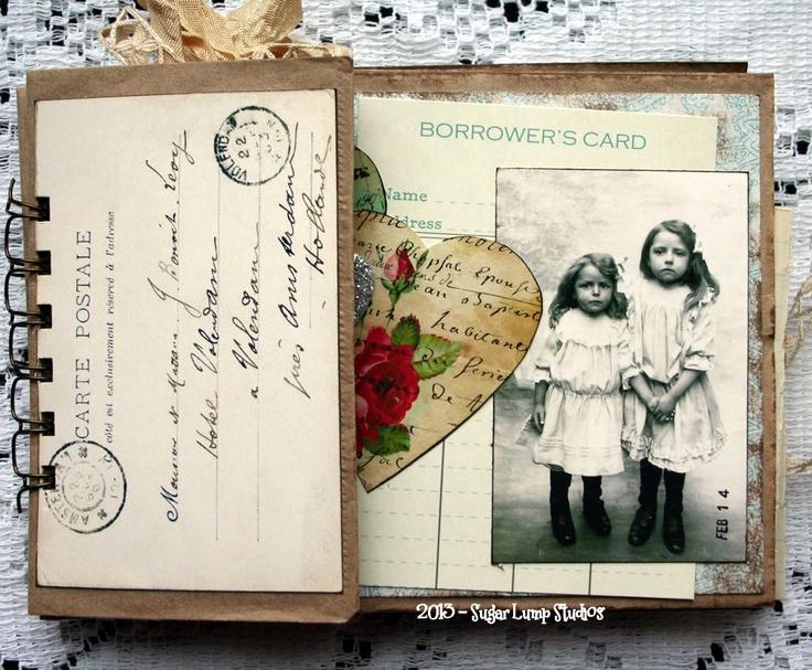 PAPERBAG Album by Nancy M James
