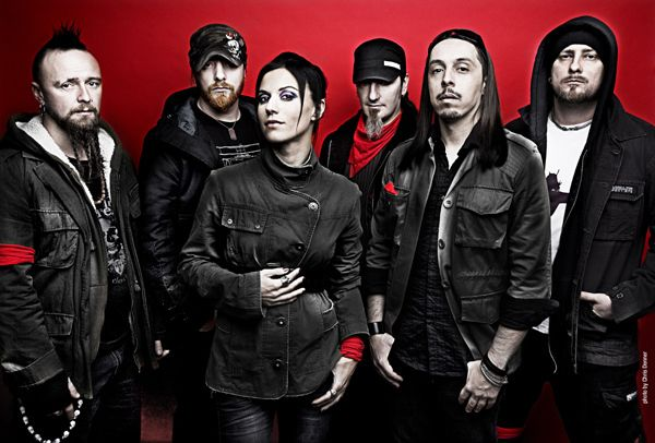 Check out Lacuna Coil on ReverbNation