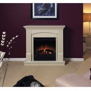 Dimplex Chadwick Freestanding Optiflame Electric Fire Suite - CDW12WW