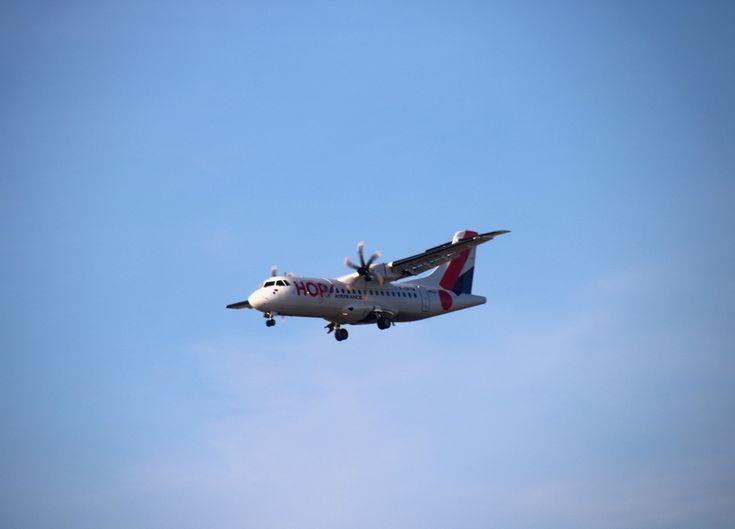 ATR 42-500 d'Hop !