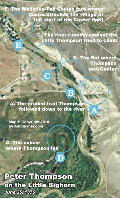 Best The Battle Of The Little Bighorn Images On Pinterest - Little bighorn river location on us map