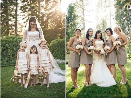 1000  ideas about Mocha Bridesmaid Dresses on Pinterest  Grape ...