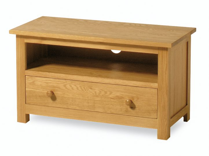 The TV  Unit is well supported upon sturdy oak legs, and which give you enough  room to clean underneath. Description from bedsite.co.uk. I searched for this on bing.com/images