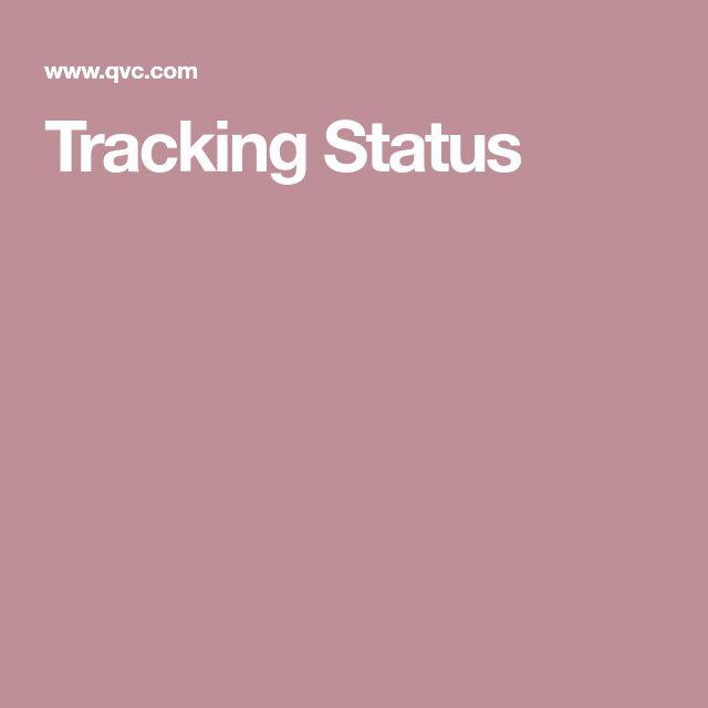 Tracking Status