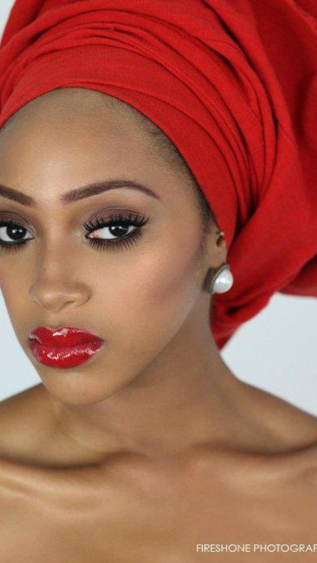 Again, Headwraps are the truth!