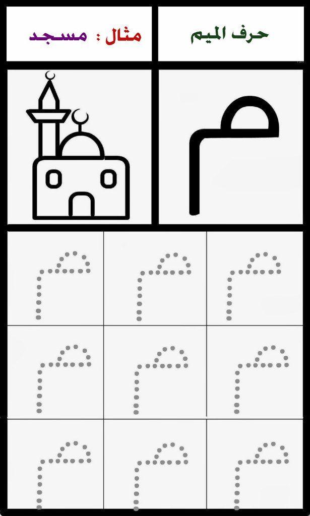 Arabskij Alfavit 2 Arabic Alphabet For Kids Arabic Alphabet Learn Arabic Alphabet