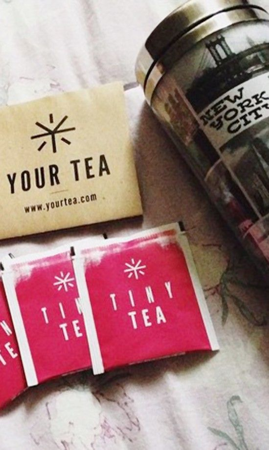 Tiny Tea by Your Tea is the best for healthy weight loss!
