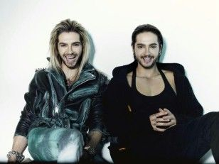 Tom und Bill Kaulitz DSDS 2013